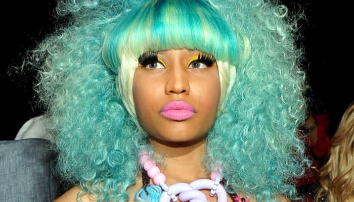 Nicki Minaj's boyfriend posts cheeky image on her birthday