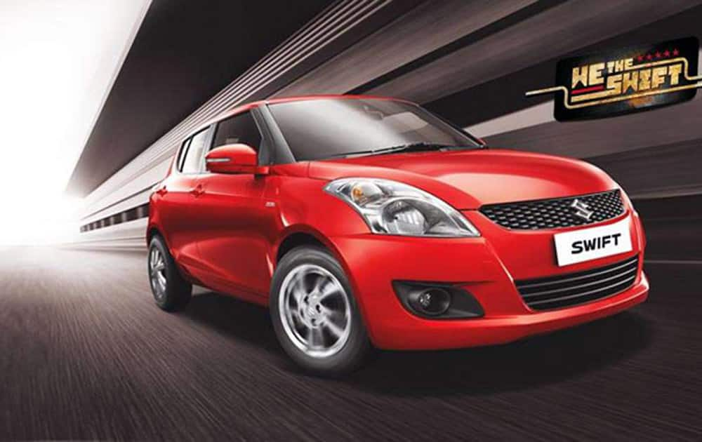 Maruti's popular Swift was at No.5 with 11,859 units.