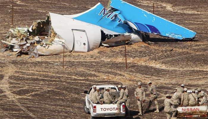 Egypt says still no proof `terrorist` attack downed Russia plane