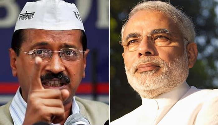 Arvind Kejriwal calls CBI raids an act of 'cowardice', says Modi is 'psychopath'