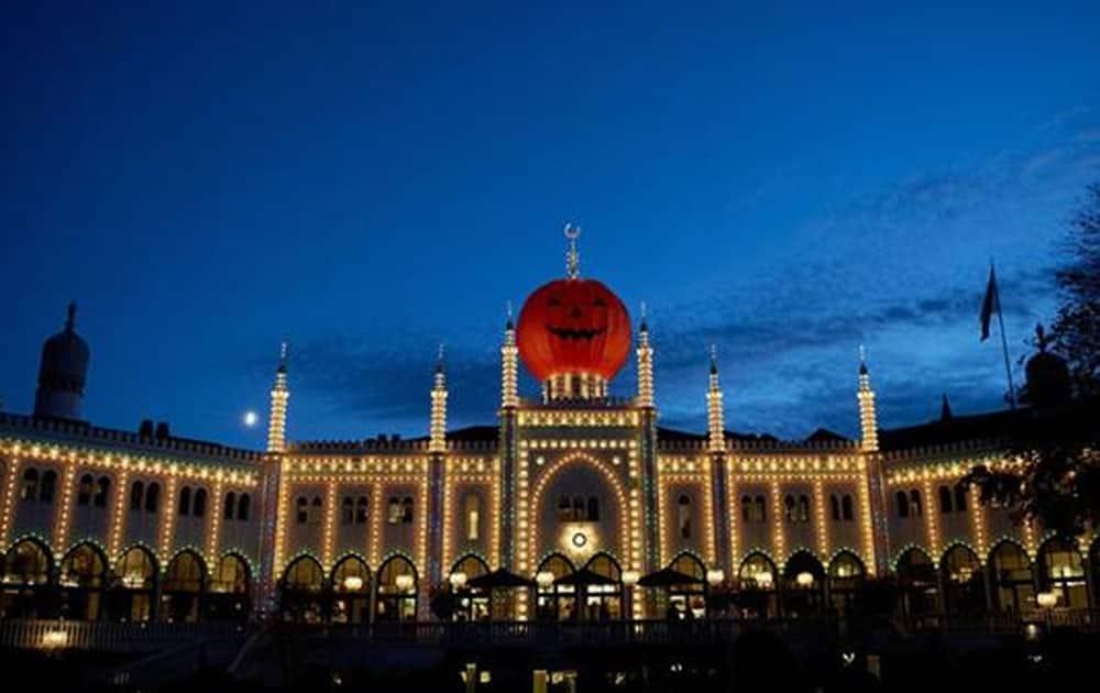 1. Denmark: (GDP $341 billion)