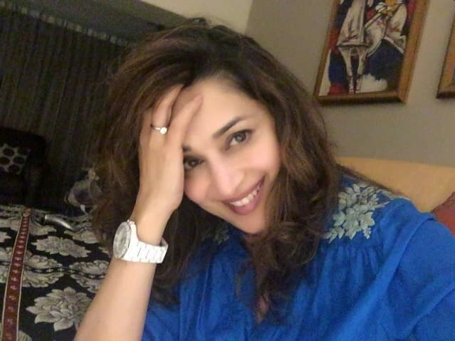 SMILE is the most beautiful attire that never gets out of style.  Twitter@MadhuriDixit