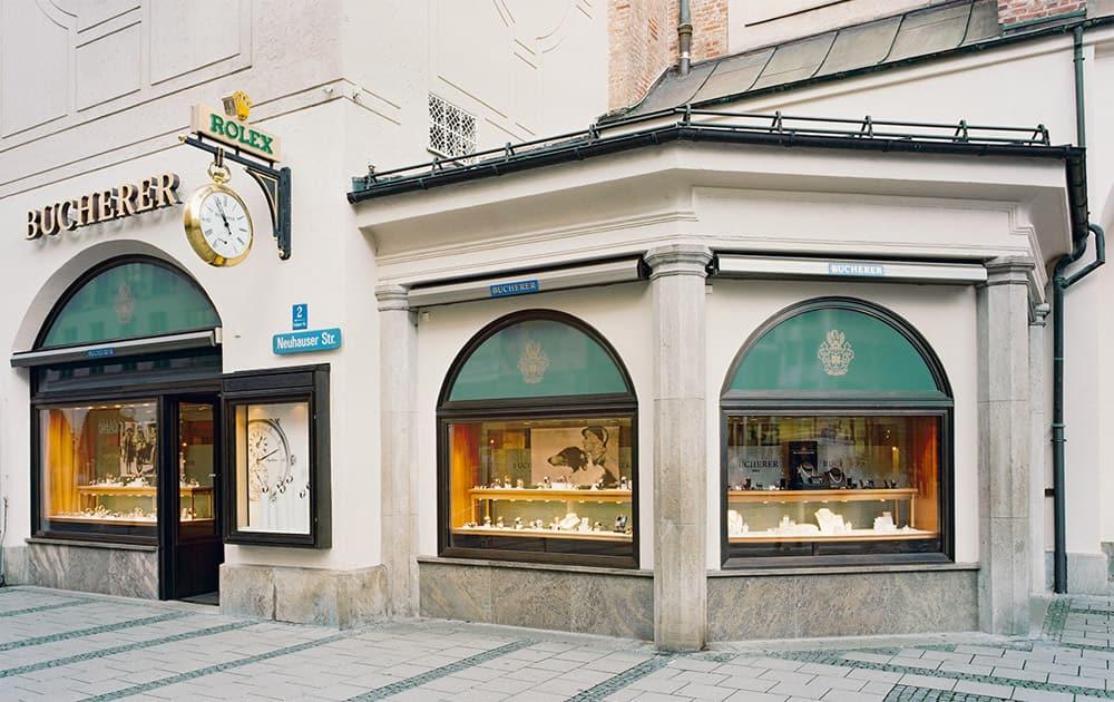 10. Kaufinger/Neuhauser, Munich