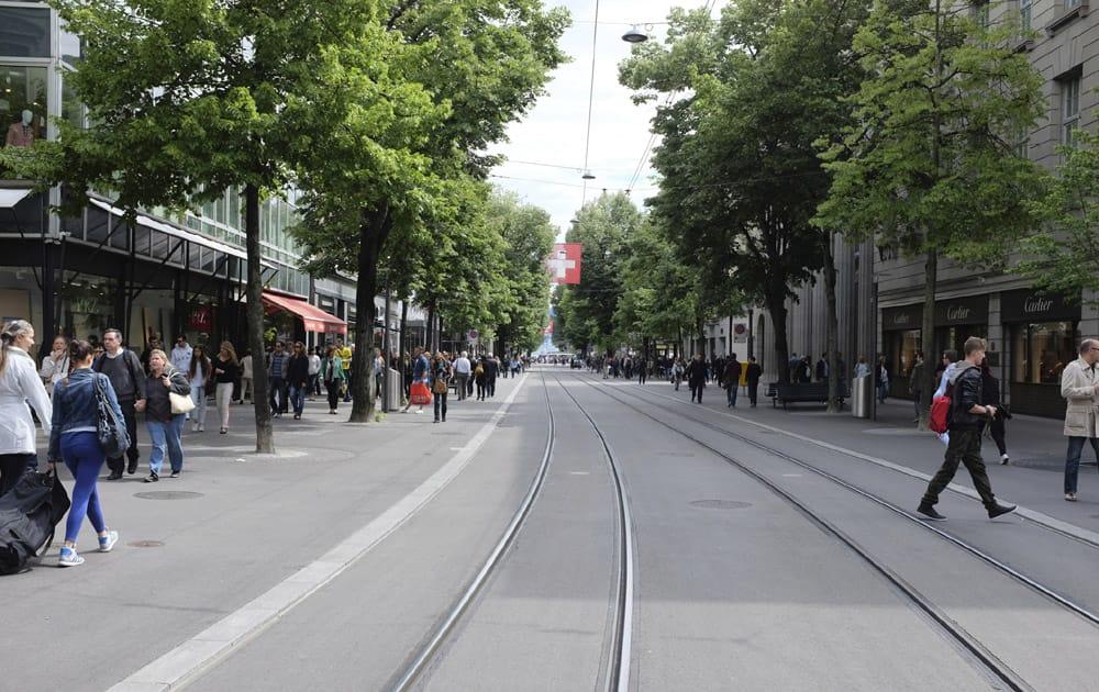 6. Bahnhofstrasse, Zurich