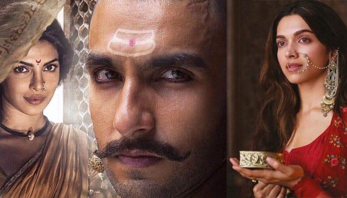 'Bajirao Mastani' movie review: Avant-garde folklore, gleaming through Ranveer's eyes and Deepika's sweat!