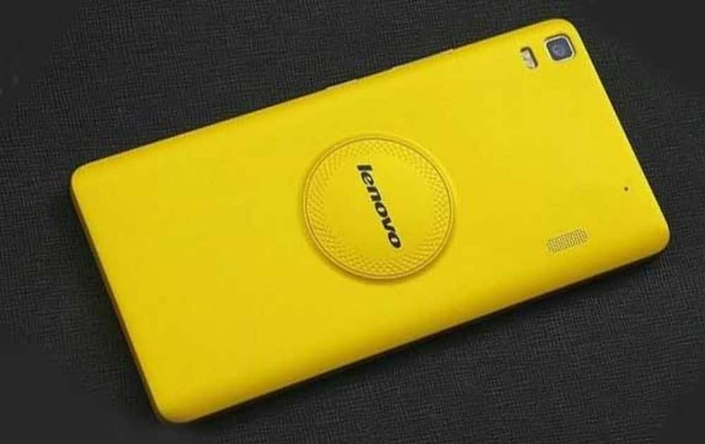 3) Lenovo K3 Note