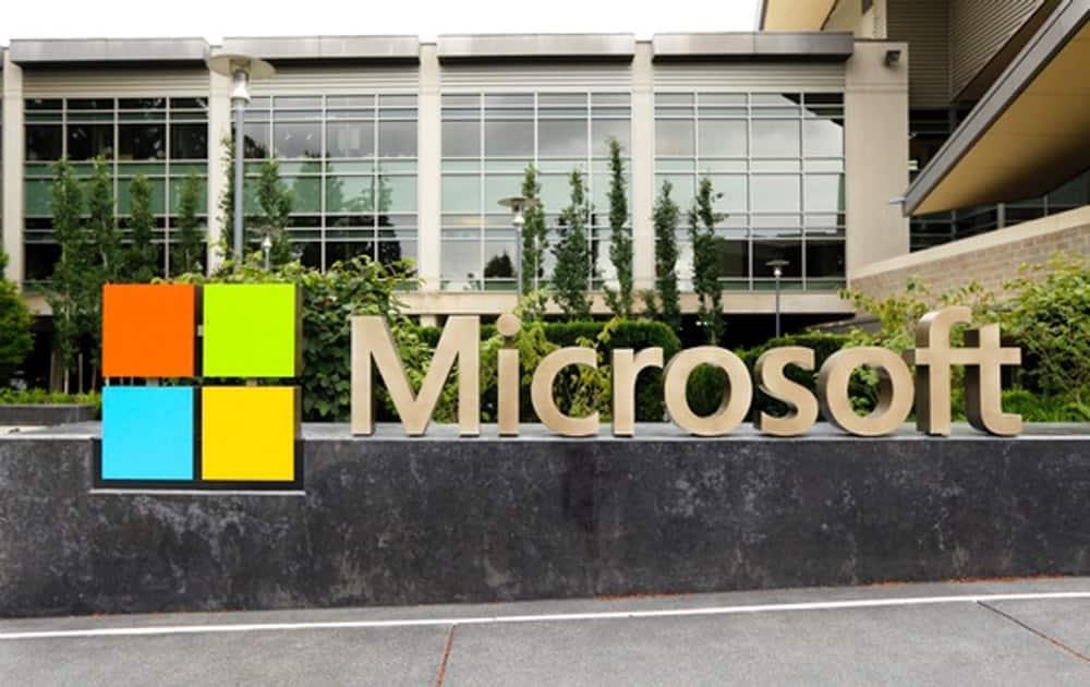 3. Microsoft