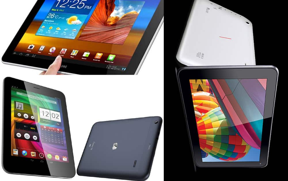 Tablet shipments in India grew 31.8 percent y-o-y to nearly 1.36 million units in the September quarter, as per research firm CyberMedia Research. Here is a list of 5 players that saw a good growth in this quarter.