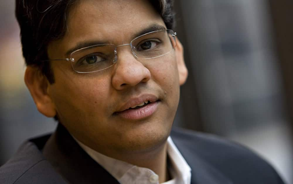 Francisco Dsouza is the CEO of Cognizant. D'Souza is among the youngest Chief Executive Officers in the software services sector.