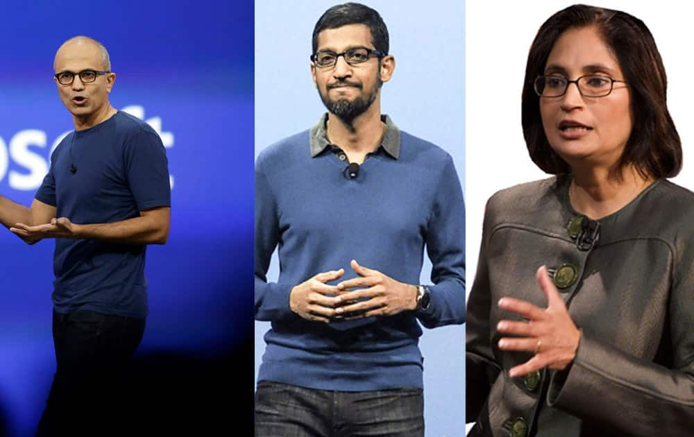Indians have made great contribution to the world of technology. Their successful contributions in diverse fields have helped them to establish themselves as tech geniuses. Here is a list of some noteworthy people with Indian origin.