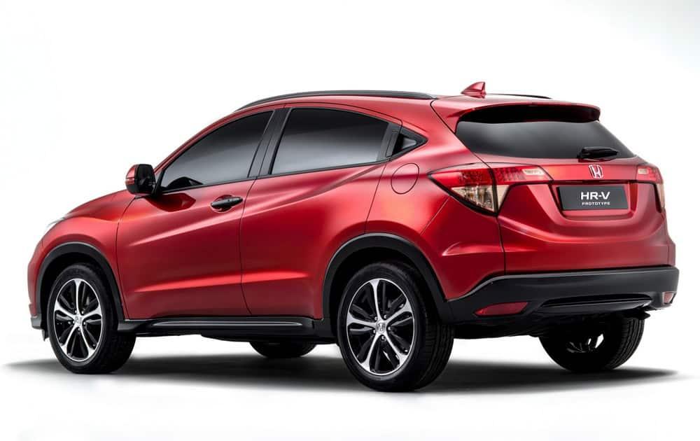 5) Honda HR-V