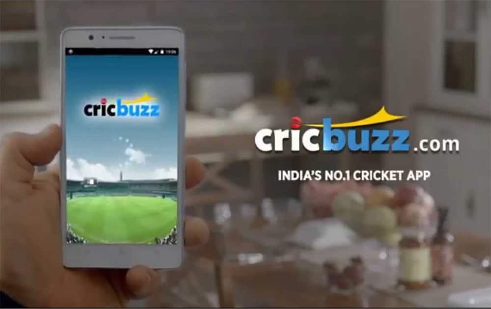 8. Cricbuzz