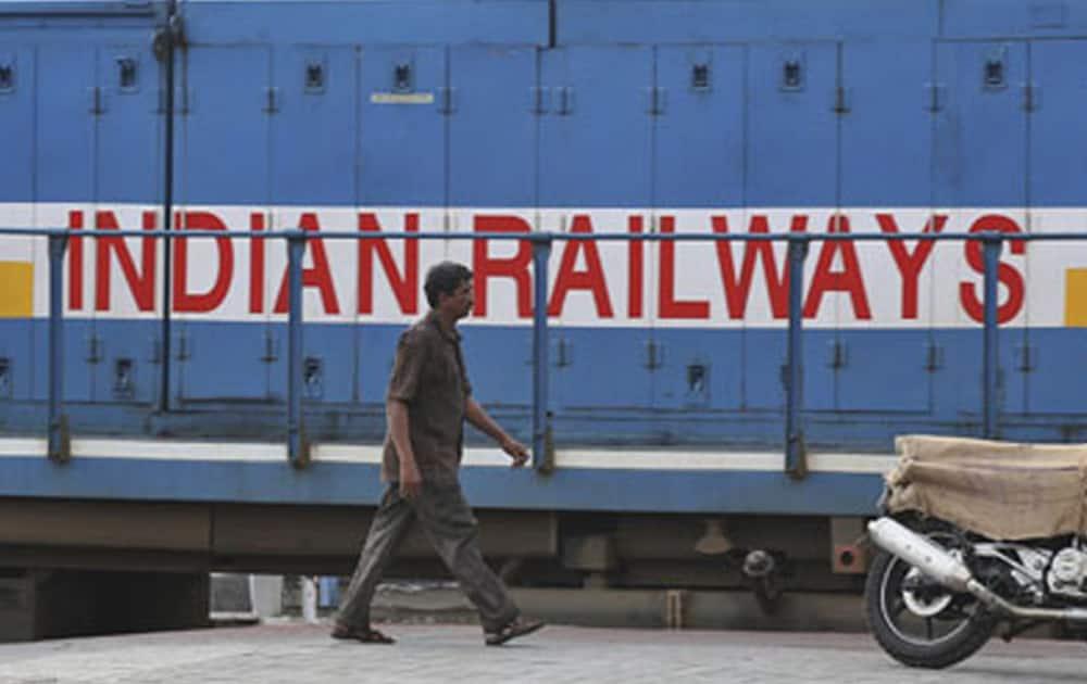 6. Indian Railways