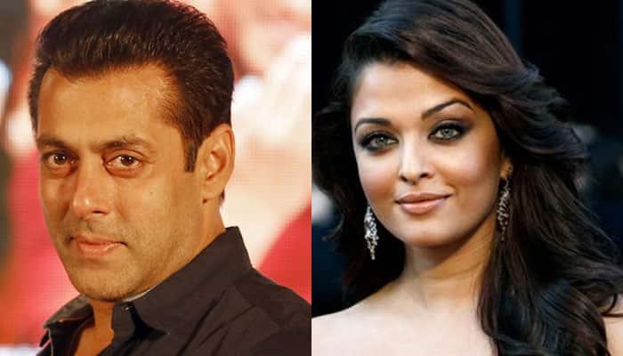 Salman Khan, Aishwarya Rai Bachchan Ignore Each Other At -9367