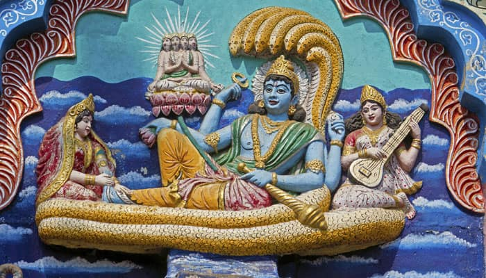 Spirituality: Chant Vishnu, Lakshmi Gayatri mantra for intelligence