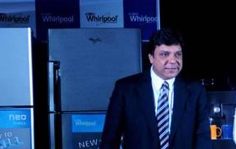 8. Arvind Uppal: Whirlpool Of India