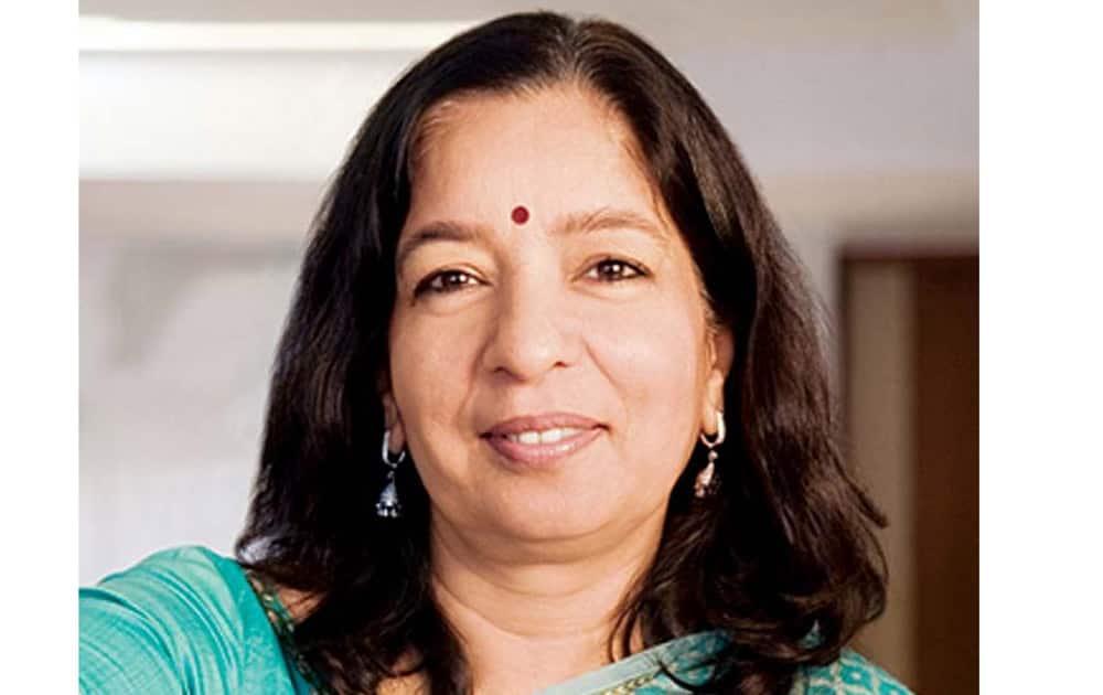 6. Shikha Sharma: Axis Bank