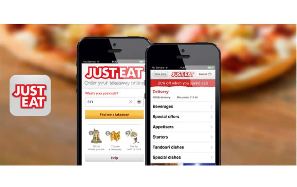2. JustEat