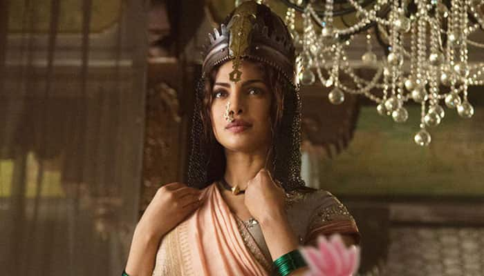 'Bajirao Mastani' role a milestone in my career: Priyanka Chopra
