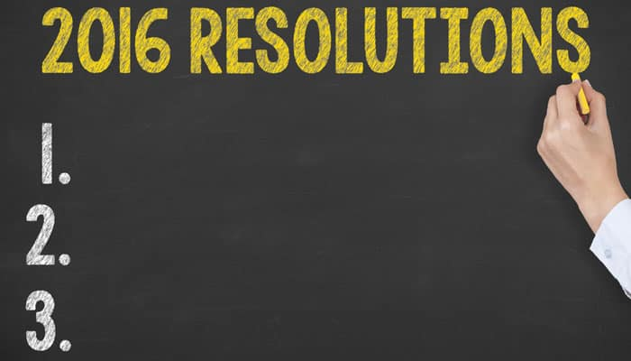 Know what to do to stick to New Year's resolution