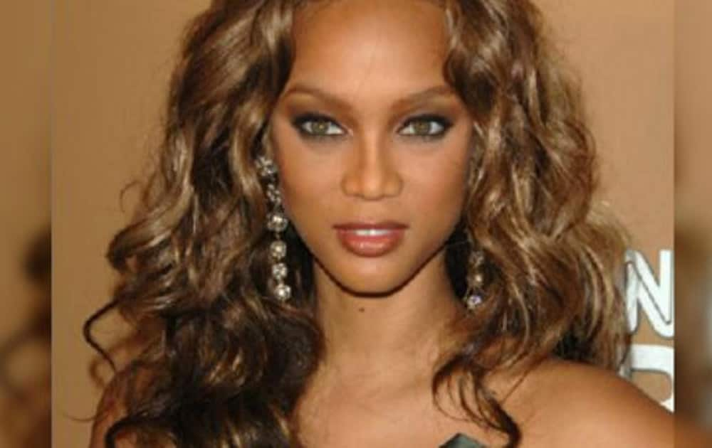 Tyra Banks. Chairman and CEO of the Tyra Banks company and founder of Fierce Capital LLC.