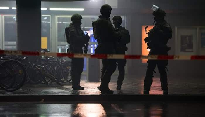 Germany hunts suspects linked to New Year `Islamic State terror plot`