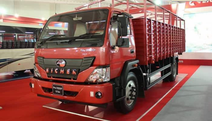 VE Commercial Vehicles sales grow 44.3% in December