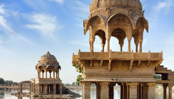 Lukshmi Vilas Palace: A magnificent blend of ideas carved in stone