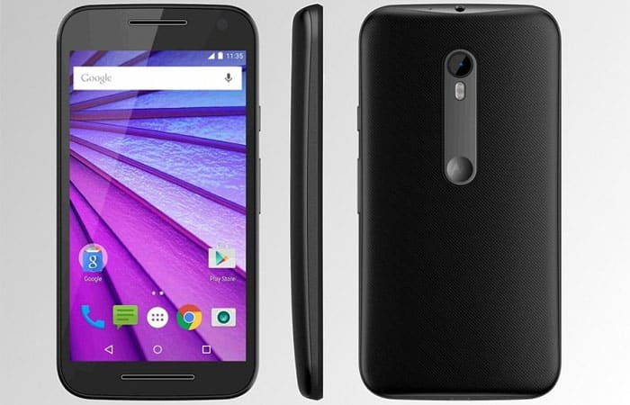 Motorola Moto G3 in India to get Android Marshmallow OS Update!