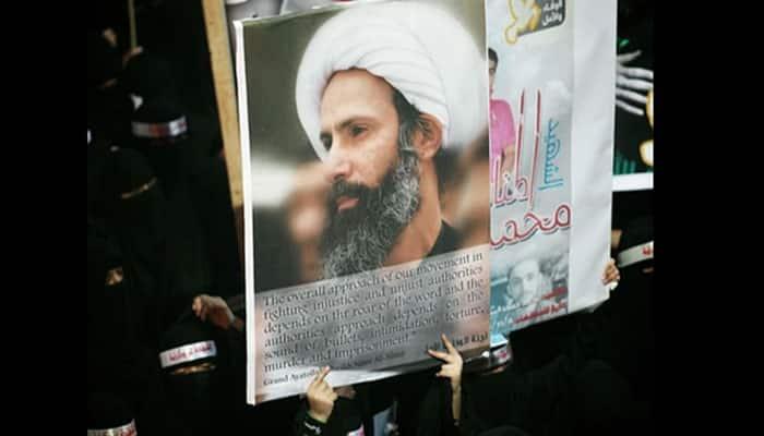 Saudi execution of Shia cleric sparks outrage