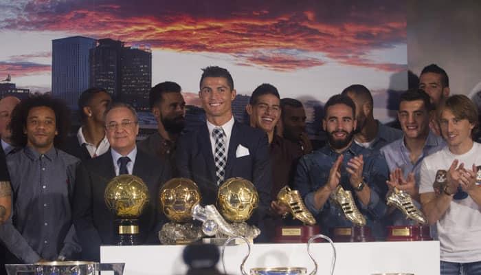 WATCH: Cristiano Ronaldo reveals his childhood idol