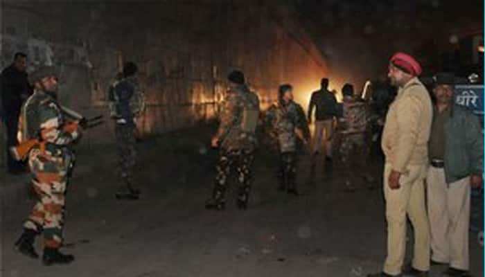 Pathankot terror attack: Who planned the strike?