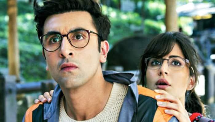 Jagga Jasoos first look: Meet nerdy detectives - Ranbir Kapoor and Katrina Kaif!