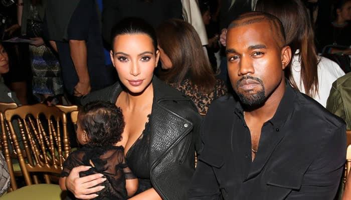 Kim Kardashian shares son's first image