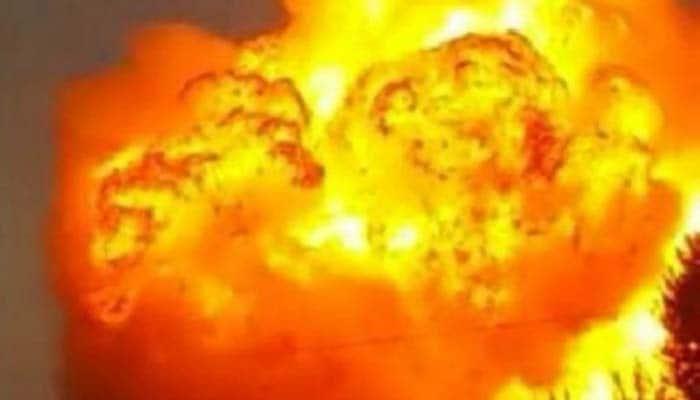 12 killed in cylinder blast in Pakistan
