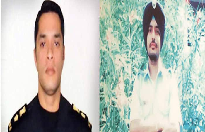Pathankot attack: Nation pays tribute to its bravehearts Lt Col Niranjan, Commando Gursewak Singh