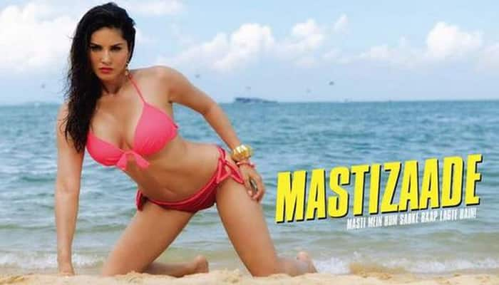 Sunny Leone's 'Mastizaade' uncensored behind-the-scenes video – Watch
