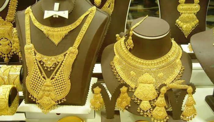Gold Prices Recover By Rs 195 To 25 615 Per 10 Gram