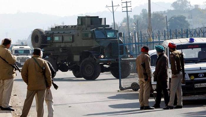 Pathankot terror attack: At a glance