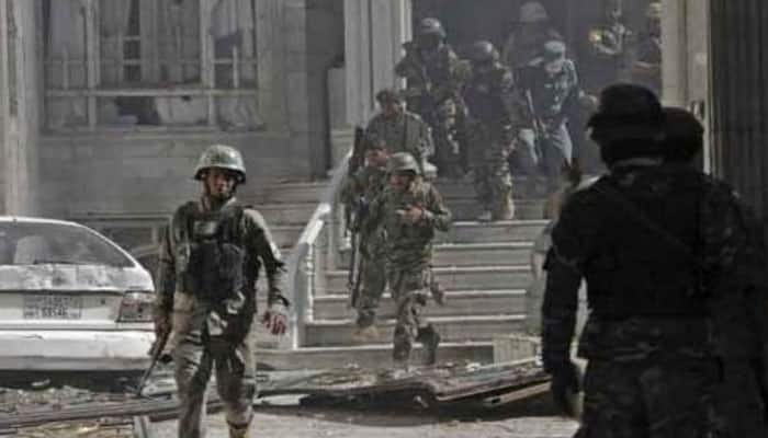 Mazar-i-Sharif siege: Fresh blasts, gunfire heard, Indian mission staff safe