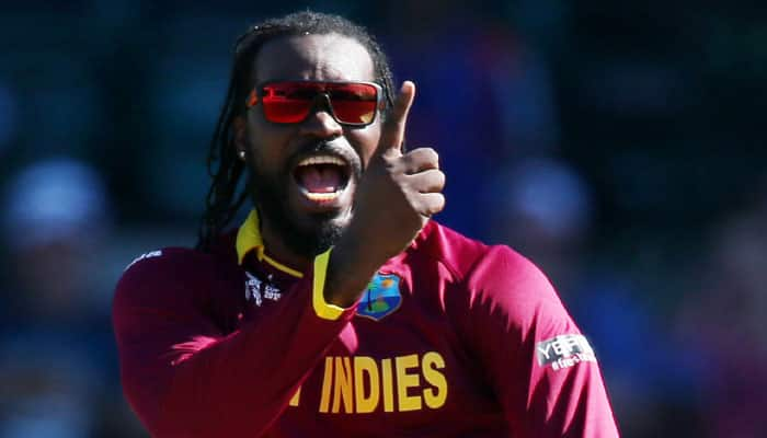 VIDEO: Chris Gayle flirting with female reporter on national television