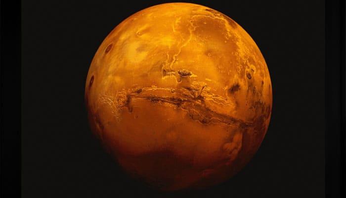 'Indian orbiter still searching for methane on Mars'