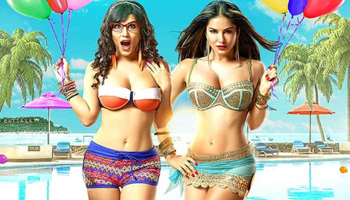 Sunny Leone, 'Mastizaade' in 'Rom Rom Romantic' behind-the-scenes video – Watch
