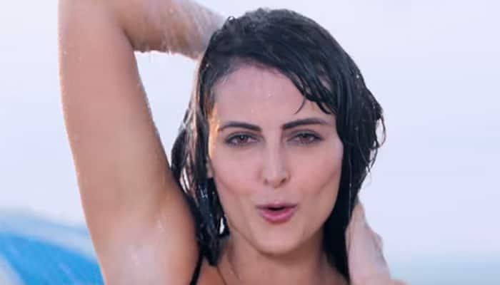 Mandana Karimi sets temperature soaring in uncensored 'Oh Boy' video! Watch