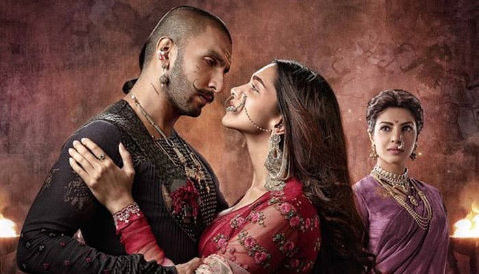 Ranveer Singh, Deepika Padukone, Priyanka Chopra starrer 'Bajirao Mastani' strikes gold at Box Office
