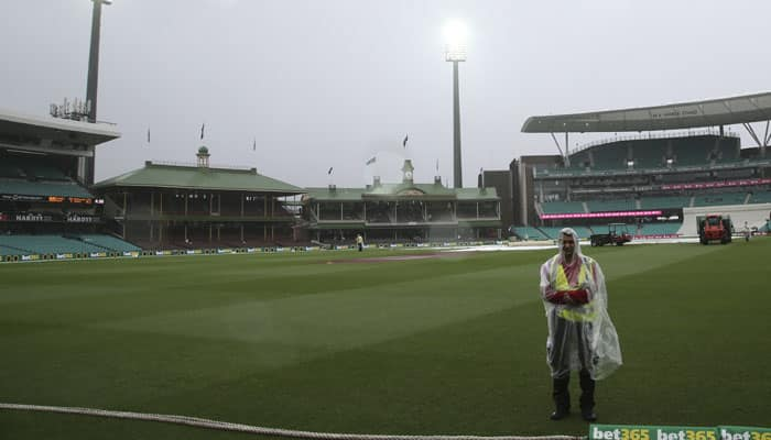 3rd Test, Day 3: Wash-out douses hopes of Australia clean-sweep