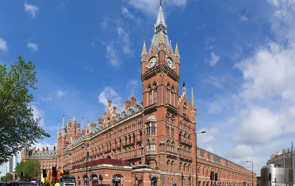 London St Pancras, United Kingdom