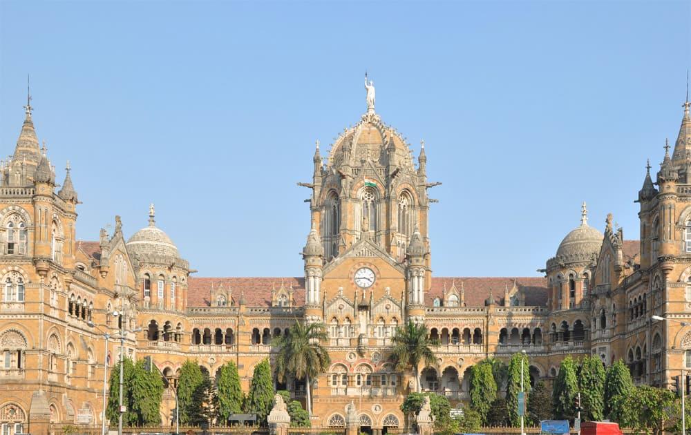 Chhatrapati Shivaji Terminus, Mumbai, India (Erstwhile Victoria Terminus)