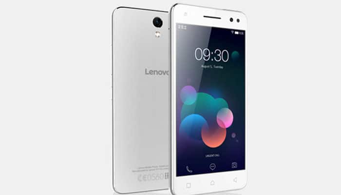 CES 2016: Lenovo Vibe S1 Lite with 8 megapixel camera launched