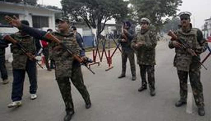 Pathankot attack: Fresh explosion heard ahead of Defence Minister Manohar Parrikar's briefing